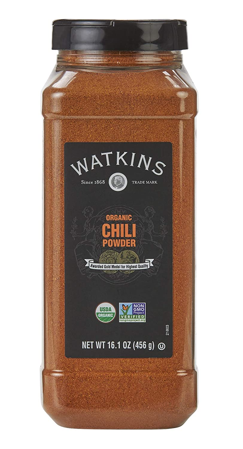 Max 47% OFF Watkins Gourmet Spice Organic Chili NEW before selling ☆ 1 oz. Bottle 16.1 Powder
