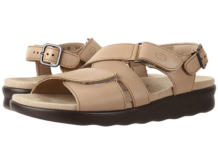 SAS Huggy (Truffle) Women's Shoes