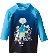 Little Marc Jacobs - Mr Marc Graphic Rashguard (Infant)