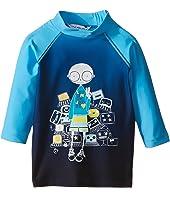Little Marc Jacobs - Mr Marc Graphic Rashguard (Infant)