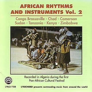 Congo Brazzaville: Xylophone, Harp-Cetres, Percussion