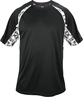 Digital Hook Adult Tee