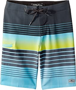 O'Neill Kids Hyperfreak Heist Superfreak Boardshorts (Big Kids)