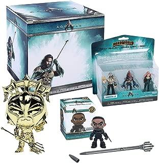 DC Aquaman Funko Collectors Box - 6 Pieces