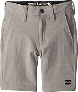 Crossfire X Shorts (Toddler/Little Kids)