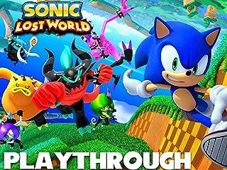Sonic Sonic Lost World