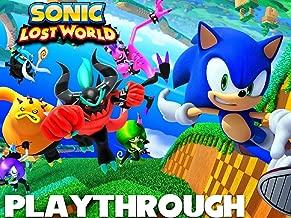 Clip: Sonic Lost World Playthrough