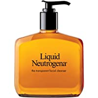 Liquid Neutrogena Fragrance-Free Facial Cleanser with Glycerin (8 fl. oz)