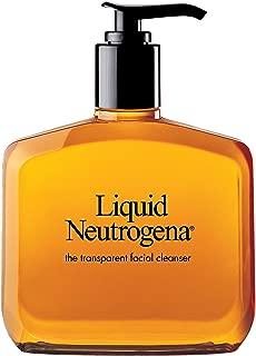 Neutrogena 液体洁面配方,8 液盎司 盎司
