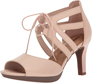 6d5b941a7ca Amazon.com  CLARKS - Platforms   Wedges   Sandals  Clothing