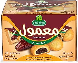 Halwani Maamoul Dates Filled Cookies - 200g