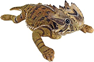 Jewelry Horny Toad A061MP Brooch Short Horned Lizard Reptile Pewter Mini Lapel Pin