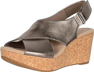 Clarks Annadel Parker womens Wedge Sandal