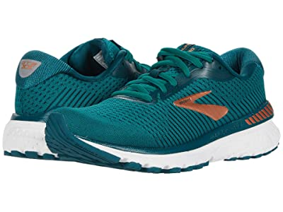 Brooks Adrenaline GTS 20 (Green/Teal/Copper) Women