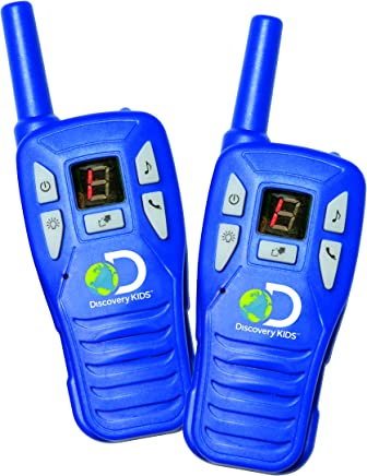 Discovery Kids FM Walkie -Talkies Outdoor Adventure