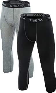 Best mens 3/4 compression pants Reviews