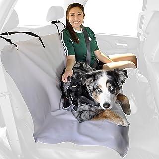 Bergan Universal Automotive Rear Bench Seat Cover, Gray