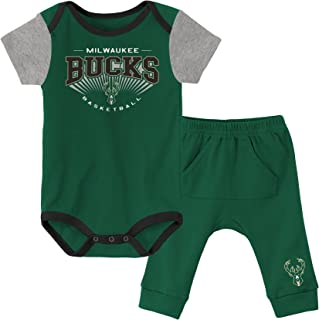 2a894ced8b6 Outerstuff NBA Newborn NBA Newborn   Infant Point Guard Onesie and Pant Set