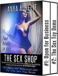 THE SEX SHOP (Two-book bundle