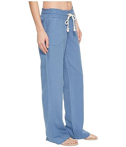 Ocean Captains Blue Side Roxy Pantalón 4qxfz8c