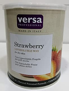 VERSA STRAWBERRY WAX 600 ml