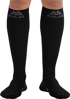 Mojo Compression Socks Unisex Knee Hi 20-30 mmHg   Medical Support Stockings