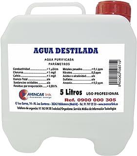 Amazon.es: agua destilada