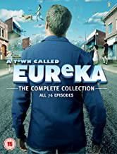 A Town Called Eureka - The Complete Series