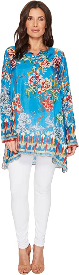 Johnny Was - Mala Handkerchief Blouse