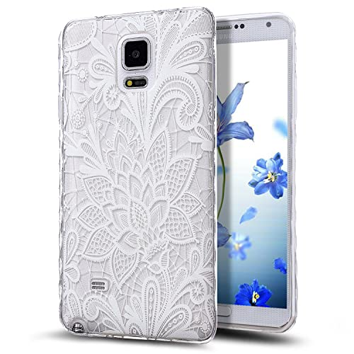 huge selection of bc078 46c8c Soft Rubber Cases for Samsung Note 4: Amazon.com