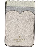 Kate Spade New York - Scallop Triple Sticker Pocket