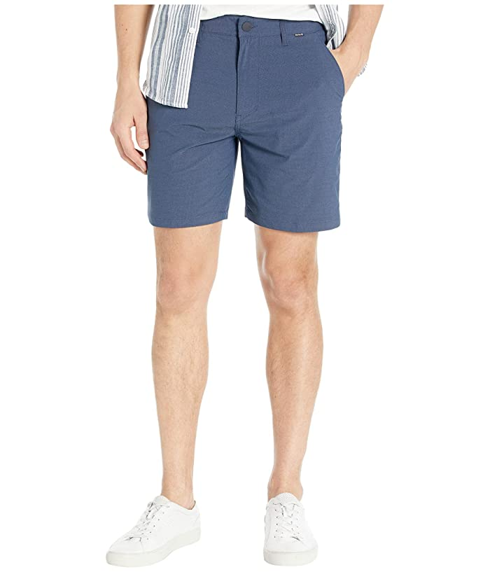 Hurley  18 Dri-Fit Chino 2.0 Shorts (Obsidian) Mens Shorts