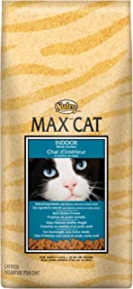 NUTRO MAX CAT Indoor Adult Weight Control Real Chicken Protein Dry Cat Food 6 Pounds
