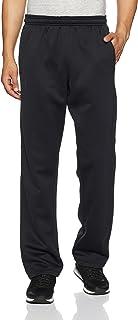 Under Armour Men's Storm Armour Fleece Pants, Black /Stealth Gray, XXXX-Large Tall