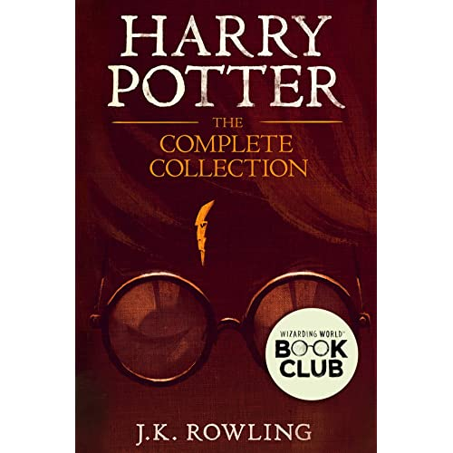 Amazon Com Harry Potter The Complete Collection 1 7