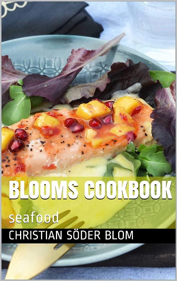 再生的サーキュレーション教えBlooms cookbook: seafood (English Edition)