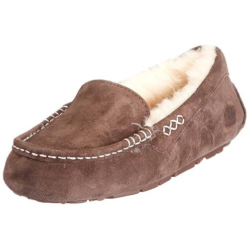 2c3b71e5e41 Women's UGG Slippers: Amazon.co.uk