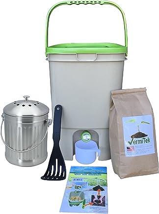 Bokashi Compost Kit- Deluxe Model