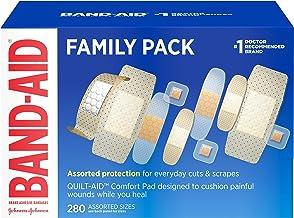 باند کمپوت باند کمپلکس Band-Aid، باند چرب و پاک کننده، اندازه های مختلف، 280 کیلو وات