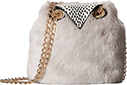 Betsey Johnson Give A Hoot Owl Crossbody