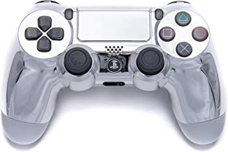 silver chrome ps4 controller
