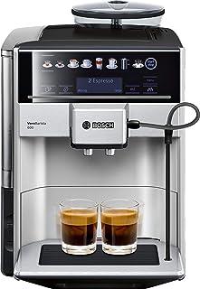 Bosch Fully Automatic Coffee Machine Vero Barista 600, Silver/Black, TIS65621GB