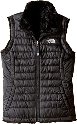 The North Face Kids Reversible Mossbud Swirl Vest (Little Kids/Big Kids)