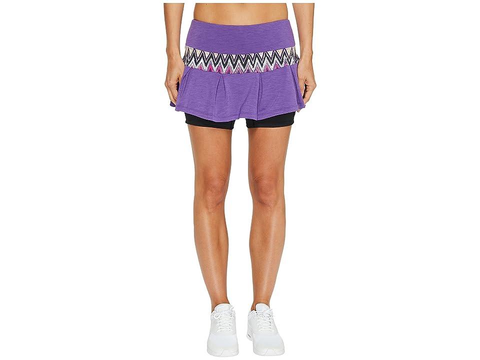 Skirt Sports Lioness Skirt (Amethyst Mist/Amethyst) Women