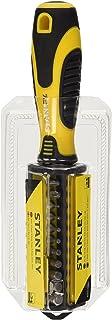 STANLEY STHT0-70885 - Destornillador multipuntas, incluye 33 puntas y organizador de puntas