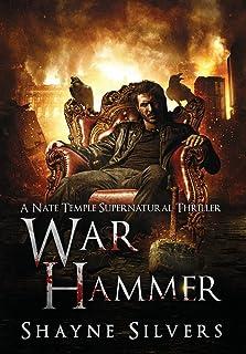 War Hammer: A Nate Temple Supernatural Thriller Book 8