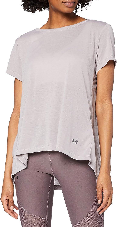Under Armour Women's List discount price Whisperlight Sleeve Short Shirt Foldover