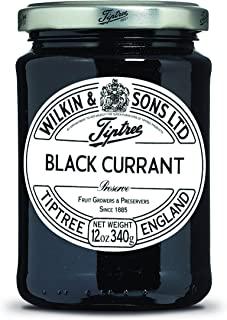 Tiptree Black Currant Preserve, 12 Ounce Jar