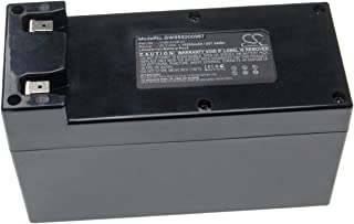 vhbw batería Compatible con Lawnbott Lb1200, Lb1200 Spyder Ka, Lb1500, Lb1500 SpyderEVO, Lb2150, Lb3210 Robot cortacésped (10200mAh, 25.2V, Li-Ion)