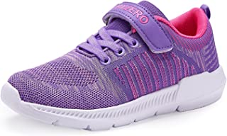 MAYZERO Kids Tennis Shoes Breathable Running Shoes...